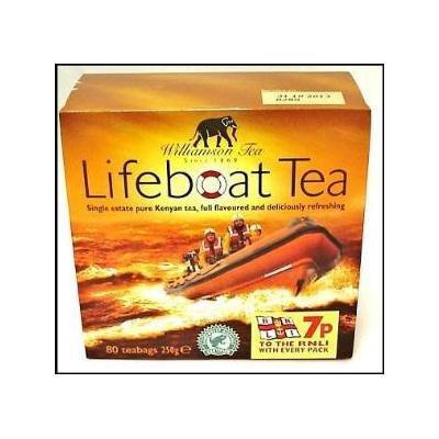 Lifeboat Tea - 80ct - 3 Pack