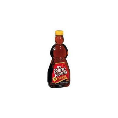 Mrs Butterworth's Original Syrup - 24 oz