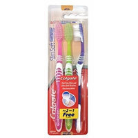 Colgate Slim Soft Ultra Soft Toothbrush 3 Counts