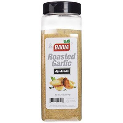Roasted garlic by Badia. 1.5 lb jar Pack of 2