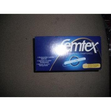 Femtex Tampons, Super Plus Absorbency, 8 Tampons