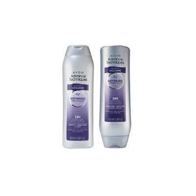 Avon Advaned Techniques Ultimate Volume Shampoo and Conditioner Set