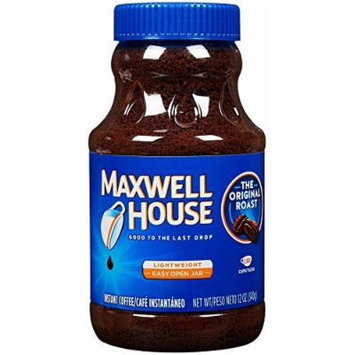 Maxwell House Instant - 12 Ounces