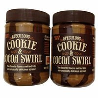 Trader Joes Speculoos Cookie & Cocoa Swirl