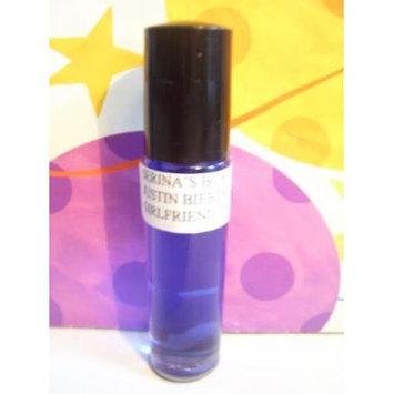 Women Perfume Premium Quality Fragrance Oil Roll On - similar to Justin Bieber Girlfriend