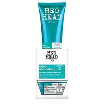 Just Released 2014! Tigi Bed Head RECOVERY Damage Level #2 Shampoo 8.45 Oz & Treatment Mask 7.05 Oz