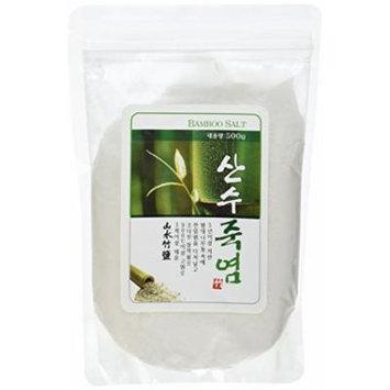 Soosan Hanbang Bamboo Salt (Sansoo Jukyeom) 17 Ounce Unit