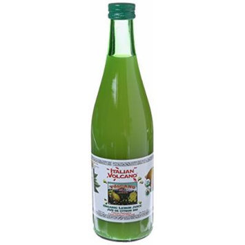VOLCANO JUICE LEMON ITAL VOLCANO, 500 ML