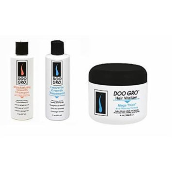 DOO GRO Hair Grow Kit