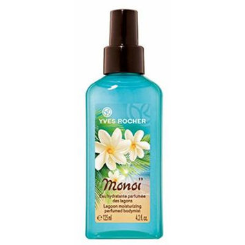 Yves Rocher Monoi Lagoon Moisturizing Perfumed Body Mist 4.2 oz
