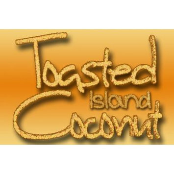 Toasted Island Coconut, Decaffeinated Whole Bean Flavored Coffee, 12-ounce Bag