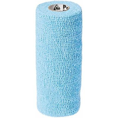 Andover Powerflex 3760 Cohesive Medicinal Tape, 6-Inch/6-Yard, Light Blue