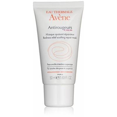 Eau Thermale Avène Antirougeurs Calm Soothing Repair Mask, 1.69 fl. oz