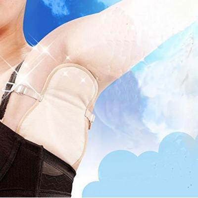 New Sweat Pad Antiperspirant Underarm Armpit Guard Sheet Shield Bra Absorb Nice Made in Japan
