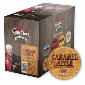 Guy Fieri Coffee for K-cup Brewers - Caramel Apple Bread Pudding - 48ct