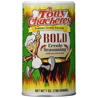 Tony Chachere Seasoning Blends, Bold Creole, 4 Count