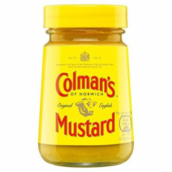 Colman's Mustard Paste 170g