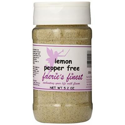 Faeries Finest Lemon Pepper Free, 5.20 Ounce