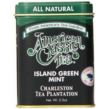 American Classic Loose Tea, Island Green Mint, 2.3 Ounce