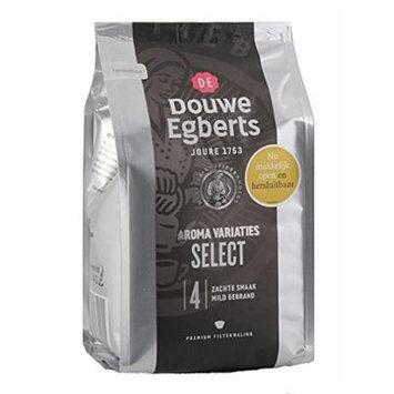 Douwe Egberts Aroma Variations - Arôme Select - Ground Coffee [Mild Roast] (8.8 Oz)