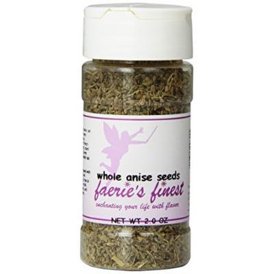 Faeries Finest Whole Anise Seeds, 2.00 Ounce