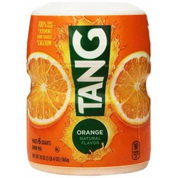 Tang Tang Orange Powdered Drink Mix - 6 qt