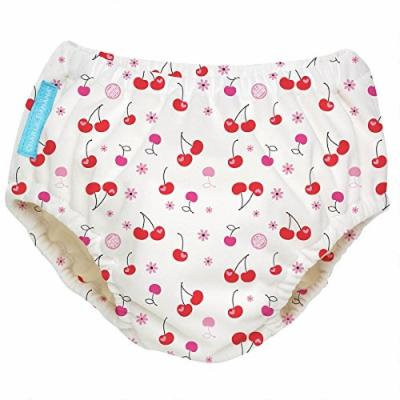 Charlie Banana Best Extraordinary Reusable Training Pants (Medium, Cherries)