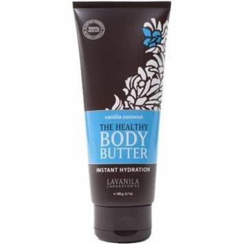 Lavanila the Healthy Body Butter - Vanilla Coconut 6.7oz - All Nature Ingredients