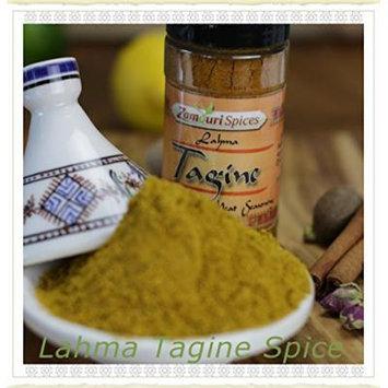 Lahma (Meat) Tagine Seasoning 2.0 Oz By Zamouri Spices