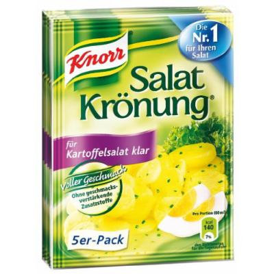 Knorr® Salad Coronation Potato Clear