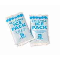 J.L. Childress 2 Count Reusable Ice Packs, White