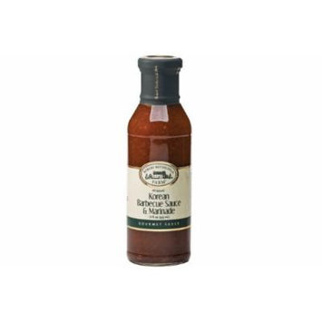 Robert Rothschild Farm Korean Barbecue Sauce & Marinde