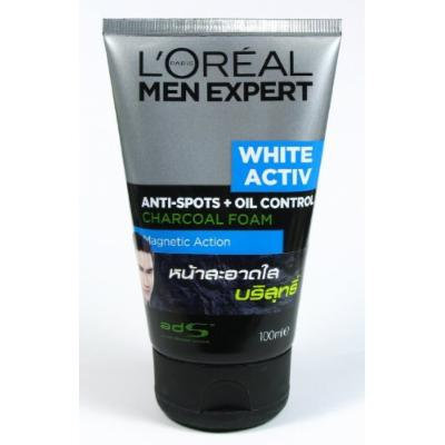 L'Oréal Paris Men Expert Charcoal Foam Magnetic Action