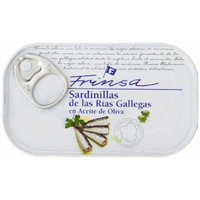 Frinsa Sardines in Olive Oil, 4-Ounce