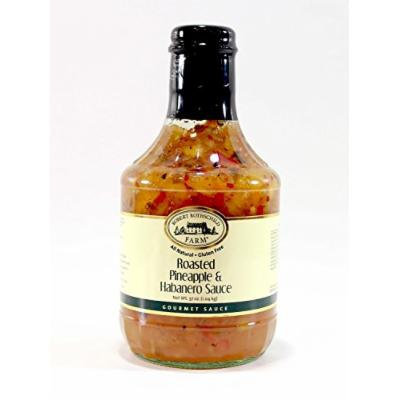 Robert Rothschild Farm Roasted Pineapple & Habanero Sauce - 37 Oz-2 Pack