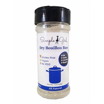 Simple Girl Sugar Free Dry Bouillon Base