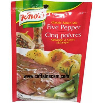 Knorr® Classic Five Pepper Sauce Mix