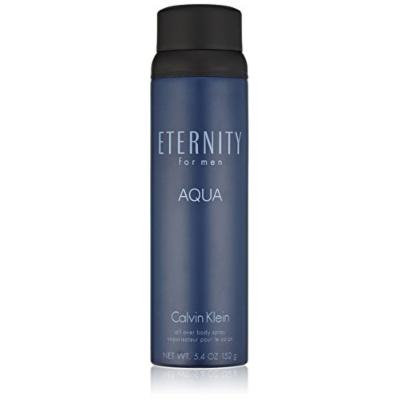 Calvin Klein ETERNITY for Men AQUA Body Spray, 5.4 oz.