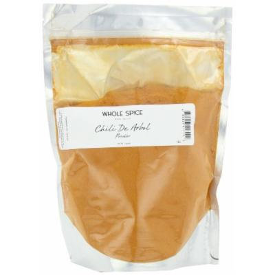 Whole Spice Chili De Arbol Ground, 1 Pound