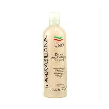 La-Brasiliana - Uno Keratin & Collagen Shampoo 500ml/16.9oz