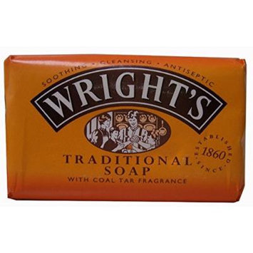 Wrights Coal Tar Soap 125g 8 Pack