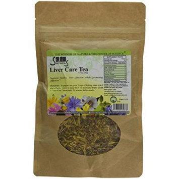 Salem Botanicals Liver Care Tea, 1.8 Ounce
