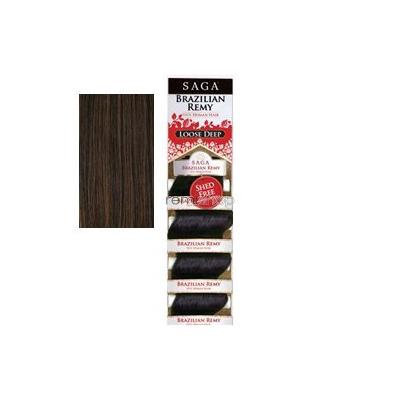 SAGA Remy Hair BRAZILIAN REMY LOOSE DEEP (12