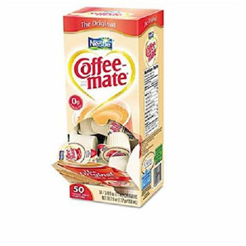 Nestlé Coffee-mate - Liquid Creamer Tubs, Original - 50 Count