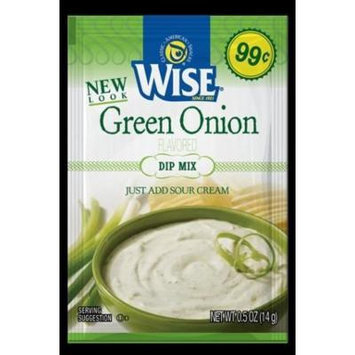 Wise Green Onion Dip Mix 4 Packets