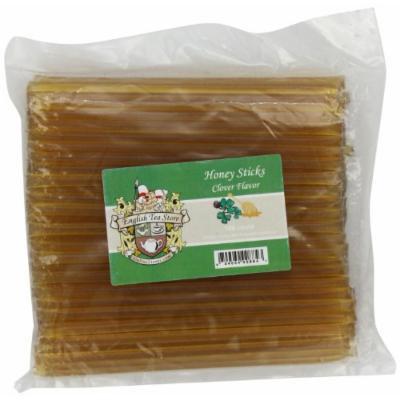 English Tea Store Honey Sticks, Clover, 100 Count