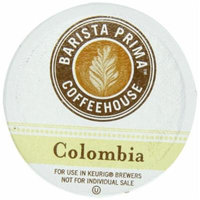 Barista Prima Coffeehouse COLOMBIA 48 K-Cups for Keurig Brewers