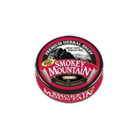 Smokey Mountain Snuff 10 Can Box (Cherry)