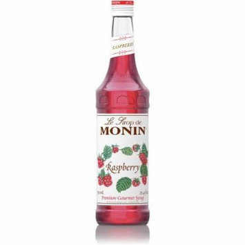 Monin Raspberry Syrup, 750 ML