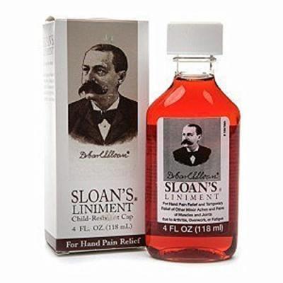 Sloan's Liniment, 4 fl oz (6 Pack)